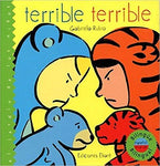 Bilingual Books in Spanish for kids - Terrible Terrible