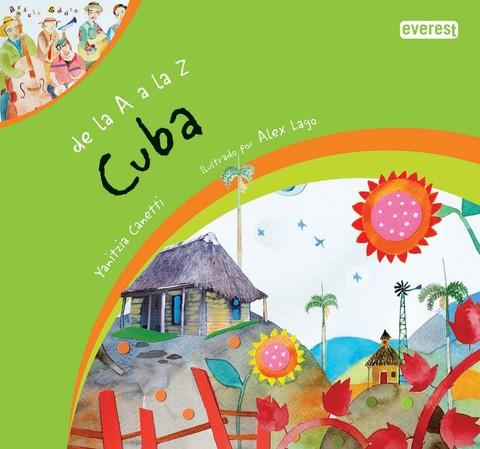 Books in Spanish for kids - De la A a la Z Cuba