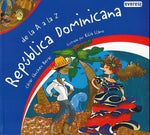 Books in Spanish for kids - De la A a la Z República Dominicana