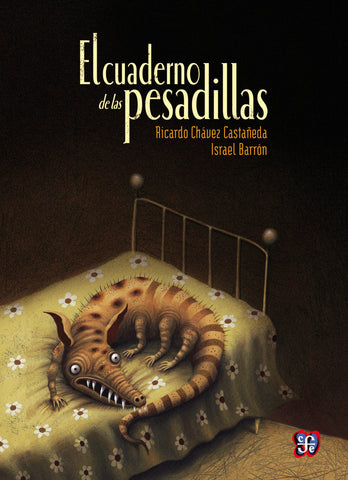 Books in Spanish for kids - El cuaderno de las pesadillas