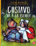 Early Reader Books in Spanish for kids - Gustavo va a la escuela