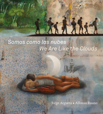 Books in Spanish for kids - Somos como las nubes