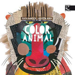 Books in Spanish for kids - Color animal