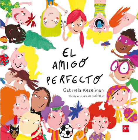 Picture books in Spanish for kids - El amigo perfecto