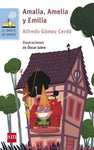 Chapter books in Spanish for kids - Amalia Amelia y Emilia