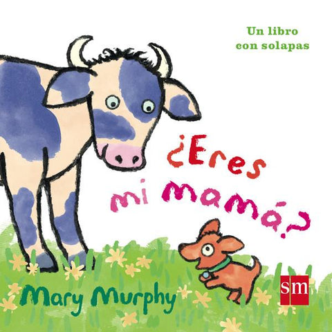 Board books in Spanish for kids - ¿Eres mi mamá?