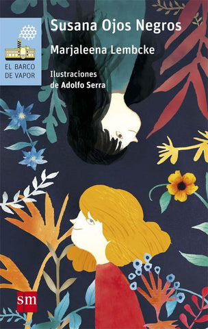 Chapter books in Spanish for kids - Susana Ojos Negros