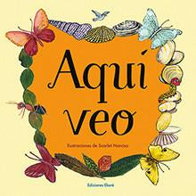 Books in Spanish for kids - Aquí veo