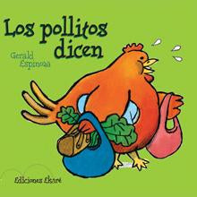 Books in Spanish for kids - Los pollitos dicen