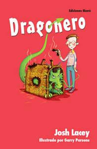 Books in Spanish for kids - Dragonero