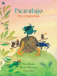 Books in Spanish for kids - Escarabajo en compañía