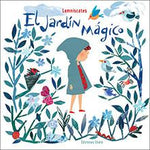 Books in Spanish for kids - El jardín mágico