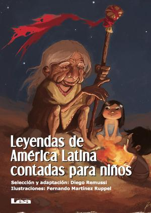 Folktale Books in Spanish for kids - Leyendas de América Latina contadas para niños 10