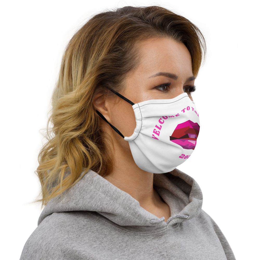 Jessi | Premium face mask |  Welcome to the Dungeon