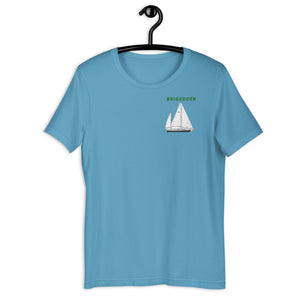 Light wt. Short-Sleeve Unisex T-Shirt | Brigadoon