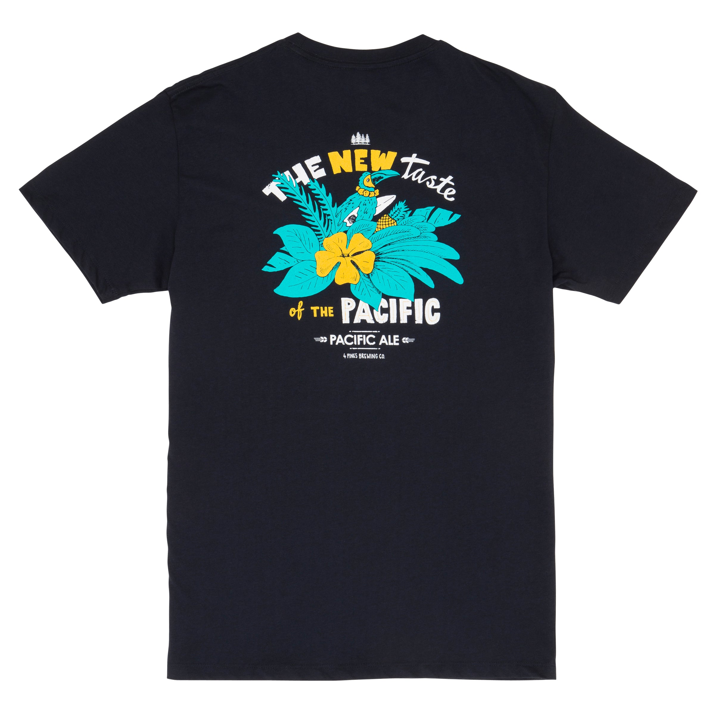 Pacific Ale Men's Tee