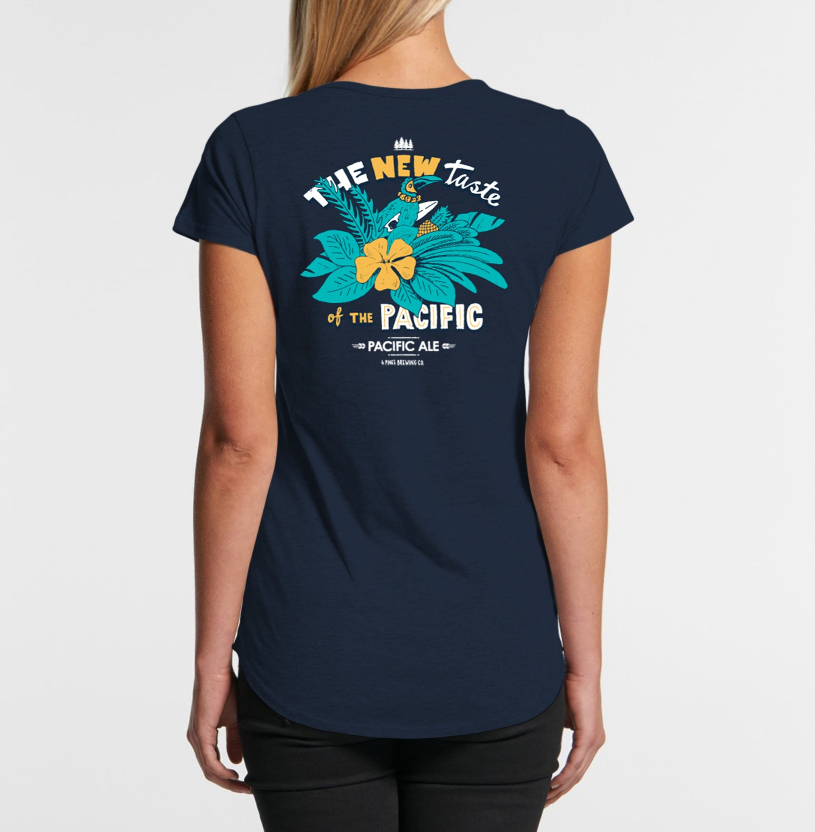 Pacific Ale Women's Tee