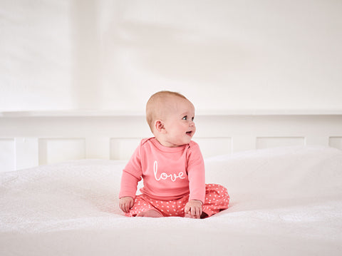 Baby Long Sleeved T Shirts