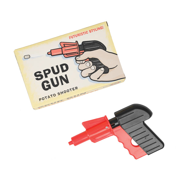 Spud Gun Potato Shooter