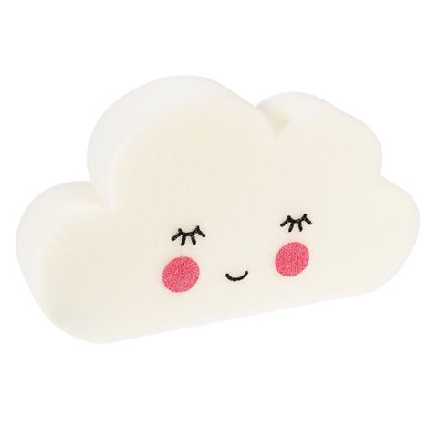 Happy Cloud Bath Sponge