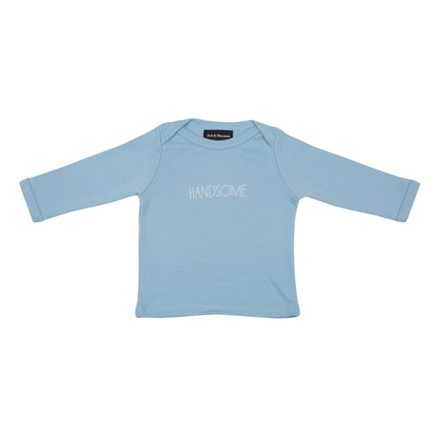 Sky Blue Handsome Baby T Shirt
