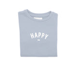 Mouse Grey 'Happy' Sweatshirt