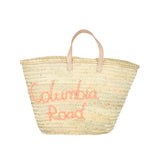 Columbia Road Basket - Coral