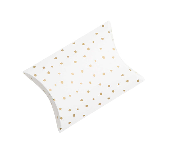 Gold Spotted Gift Envelope