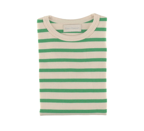 Gooseberry & Cream Breton Striped T Shirt