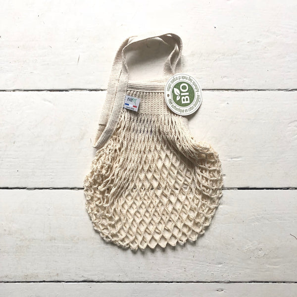 String Bag - Cream