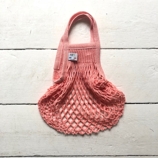String Bag - Peach