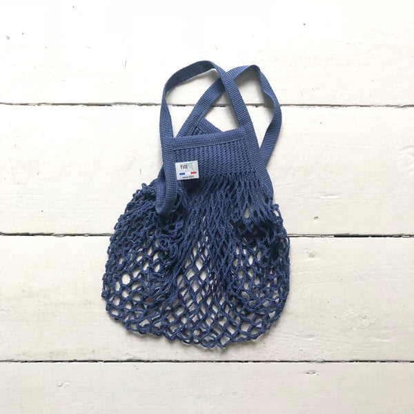 String Bag - Denim