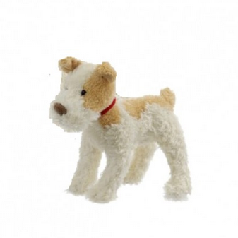 Fox Terrier Dog Toy - Small