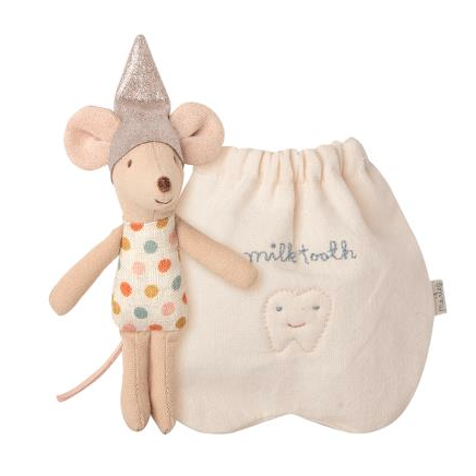 Tooth Fairy Mouse - Maileg