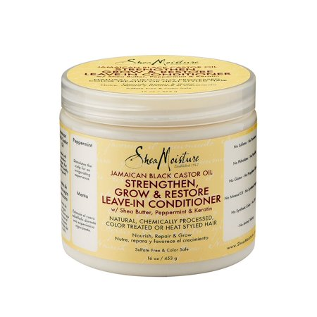Sheamoisture Jamaican black castor oil leave-in conditioner 453gr.