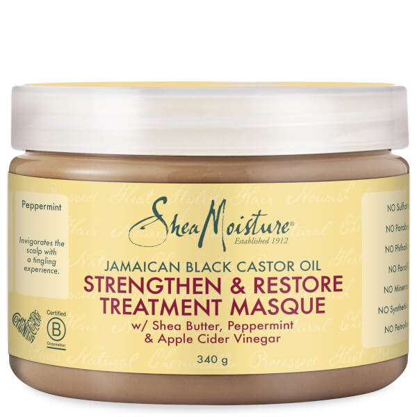 Sheamoisture Jamaican black castor oil deep-treatment