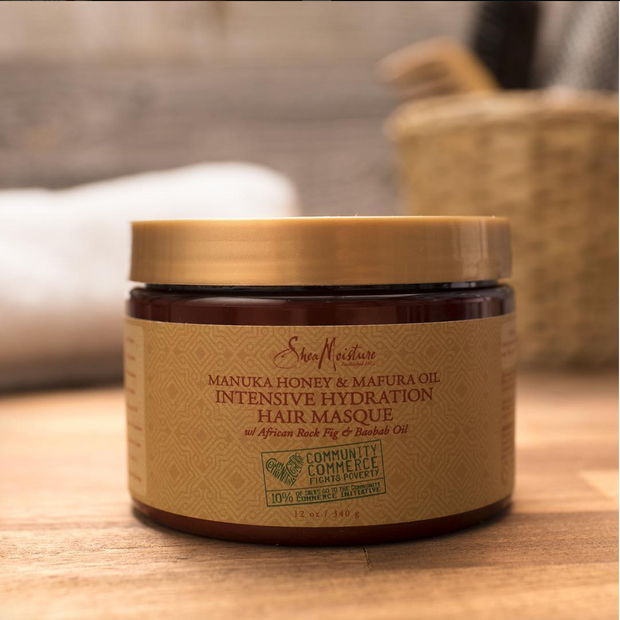 Sheamoisture Manuka Honey & Mafura Deep-Treatment