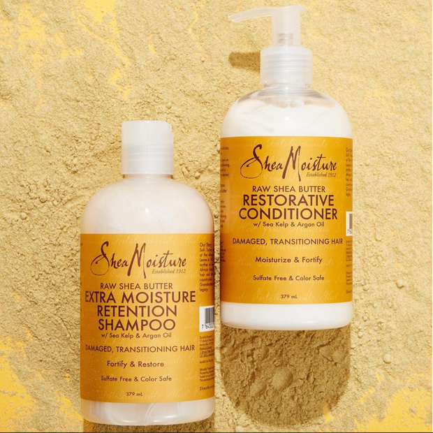 Sheamoisture Raw Shea Butter Shampoo
