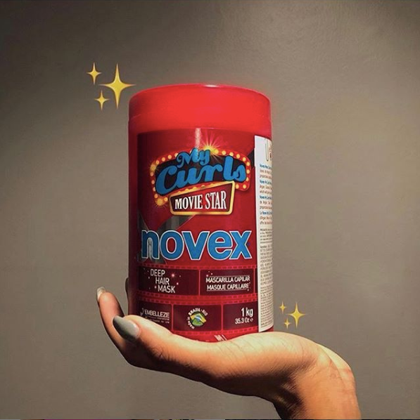 NOVEX Movie Star Deep Hair Mask 1KG.