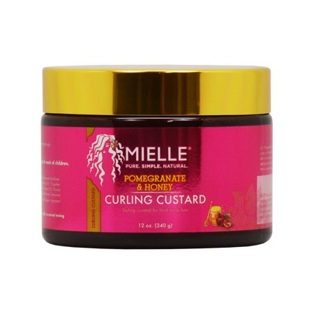 Mielle Pomegranate & Honey Curling Custard (12Oz.)