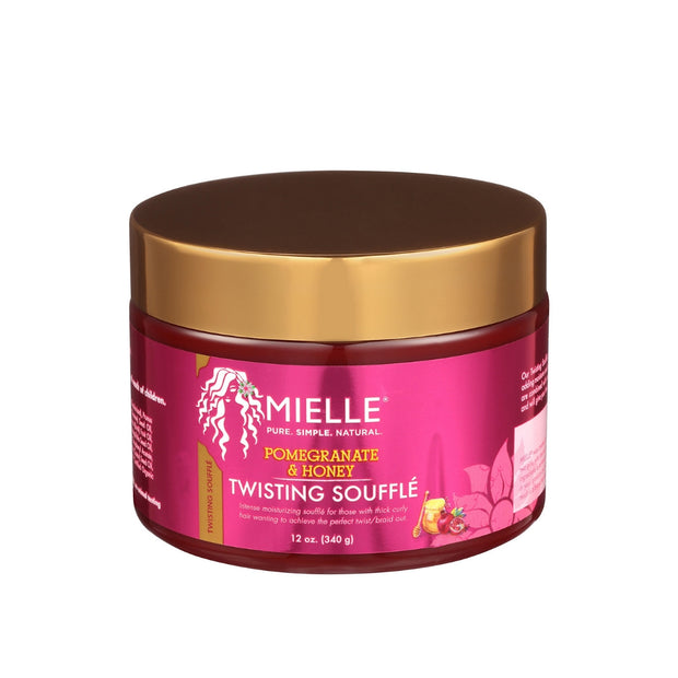 Mielle Pomegranate & Honey Twisting Soufflé (12Oz.)