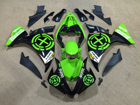KAWASAKI AFTERMARKET FAIRING KIT
