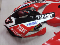 RACE FAIRING HEAD FAIRING PAINTED FOR DUCATI 1199