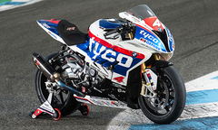 BMW S1000RR RACE FAIRING KIT TYCO DESIGN