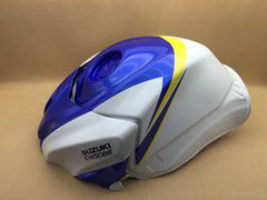 SUZUKI FAIRING KIT BLUE TANK