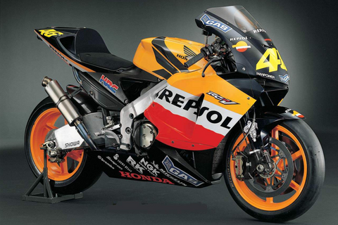HONDA NSR FAIRING KIT REPSOL DESIGN