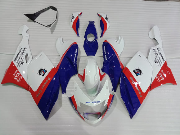 ---AU STOCKING---BMW K1200S 2005 2006 2007 2008 Tri-Color Fairing Kit