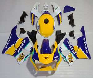 ---AU STOCKING---Fit Honda CBR900RR 919 1998 1999 Fairing Kit With Tank Cover