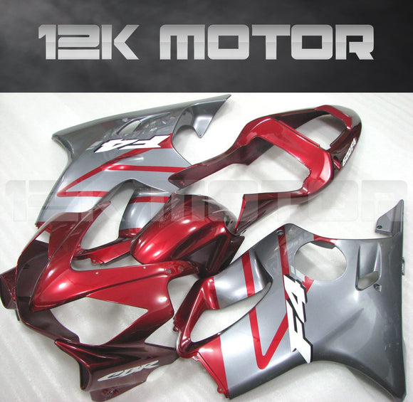 Red Fairing Fit for HONDA CBR600RR f4i 2001-2003 Aftermarket Fairing Kit