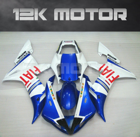 FIAT Fairing For Yamaha R1 2002 2003 Aftermarket Fairing Kit